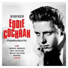 Eddie Cochran: Very Best Of, 3 CDs