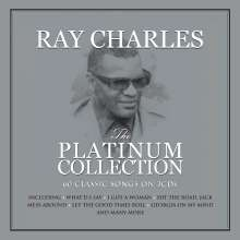 Ray Charles: Platinum Collection, 3 CDs