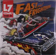 L7: Fast & Frightening, 2 LPs