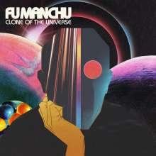 Fu Manchu: Clone Of The Universe, CD