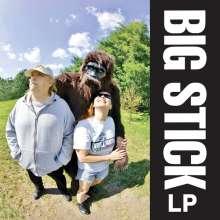 Big Stick: LP (Clear Vinyl), 1 LP und 1 CD