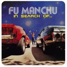 Fu Manchu: In Search Of... (remastered) (Limited Deluxe Edition), 1 LP und 1 Single 7""