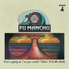 "Fu Manchu: Fu30 Pt. 1 (Limited Edition) (Tanslucent Orange Sunshine Vinyl), Single 10"""