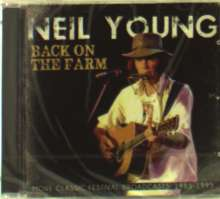 Neil Young: Back On The Farm: More Classic Festival Broadcasts 1985 - 1995, CD