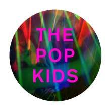 """Pet Shop Boys: The Pop Kids (Limited Edition) (White Vinyl), Single 12"""""""