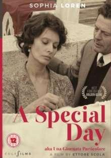 Una giornata particolare (1977) (UK Import), DVD