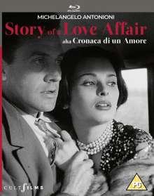 Cronaca Di Un Amore (1950) (Blu-ray) (UK Import), Blu-ray Disc