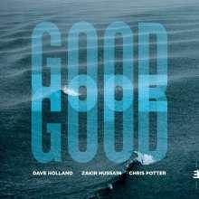 Dave Holland, Zakir Hussein & Chris Potter: Good Hope, 2 LPs