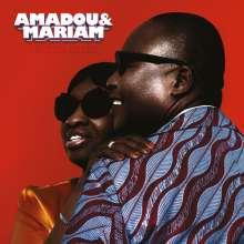 Amadou & Mariam: La Confusion, 1 LP und 1 CD