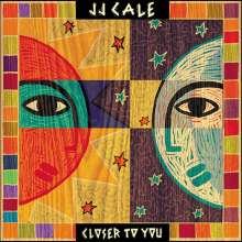 J.J. Cale: Closer To You (180g), 1 LP und 1 CD