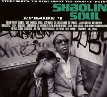 Shaolin Soul Episode 4, CD