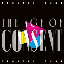Bronski Beat: The Age Of Consent (Remastered & Expanded) (Limited Edition) (Pink Vinyl), 1 LP und 2 CDs