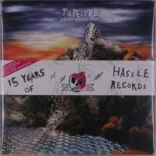 Tubelord: Our First American Friends (Limited Handnumbered Edition) (Half Crystal Clear/Half Colored Vinyl), 2 LPs