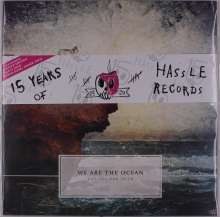 We Are The Ocean: Cutting Our Teeth (Limited Numbered Edition) (Colored Vinyl), LP