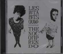 Les Rita Mitsouko: The No Comprendo (Edition 2019), CD
