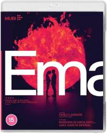 Ema (2019) (Blu-ray) (UK Import), Blu-ray Disc