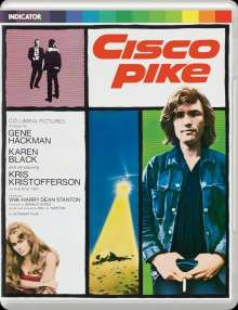 Cisco Pike (1971) (Blu-ray) (UK Import), Blu-ray Disc
