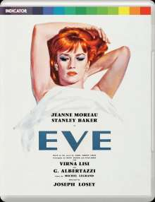 Eve (1962) (Blu-ray) (UK Import), Blu-ray Disc