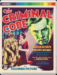 The Criminal Code (1931) (Blu-ray) (UK Import), Blu-ray Disc