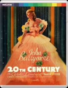 Twentieth Century (1934) (Blu-ray) (UK Import), Blu-ray Disc