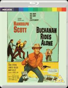 Buchanan Rides Alone (1958) (Blu-ray) (UK Import), Blu-ray Disc