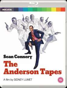 The Anderson Tapes (1970) (Blu-ray) (UK Import), Blu-ray Disc