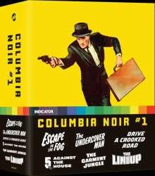 Columbia Noir Vol.1 (Blu-ray) (UK Import), 6 Blu-ray Discs