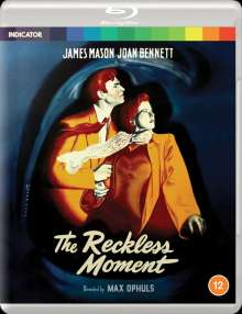 The Reckless Moment (1949) (Blu-ray) (UK Import), Blu-ray Disc