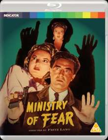 Ministry Of Fear (Blu-ray) (UK Import), Blu-ray Disc