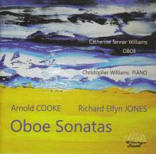 Arnold Cooke (1906-2005): Oboensonaten, CD