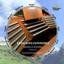 """Die Orgel des Klosters Engelberg - """"Engelberg Experience"""", CD"""