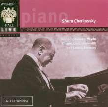 Shura Cherkassky - Wigmore Hall Live, CD