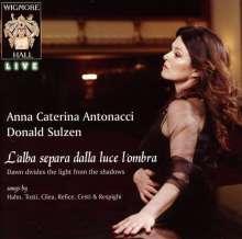 Anna Caterina Antonacci - L'Alba separa dalla luce l'omba, CD