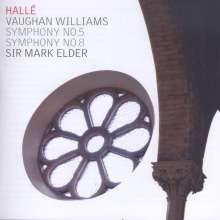 Ralph Vaughan Williams (1872-1958): Symphonien Nr.5 & 8, CD