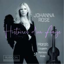 Johanna Rose - Histoires d'un Ange, CD
