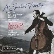 Alessio Pianelli - A Sicilian Traveller, CD