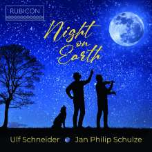 Ulf Schneider - Night on Earth, CD