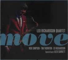 Leo Richardson: Move, CD