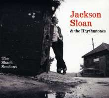 Jackson Sloan: The Shack Sessions, CD