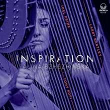 Alina Bzhezhinska: Inspiration, CD
