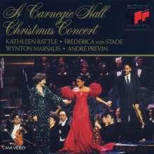 Kathleen Battle, Frederica von Stade, Wynton Marsalis - A Carnegie Christmas Concert 1991, CD