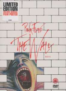 Pink Floyd: The Wall (incl. Mini Film Poster) - Limited Edition, DVD