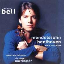 Joshua Bell spielt Violinkonzerte, CD
