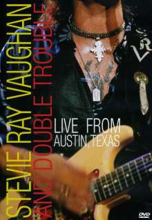 Stevie Ray Vaughan: Live From Austin, Texas, DVD
