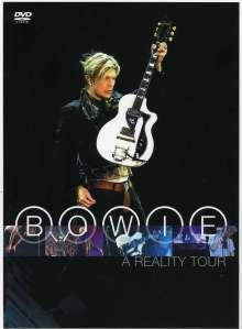 David Bowie (1947-2016): A Reality Tour 2003, DVD