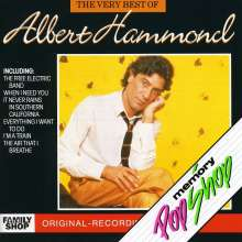 Albert Hammond: The Very Best Of Albert Hammond, CD