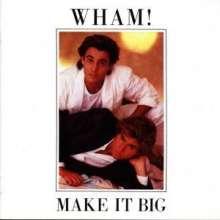 Wham!: Make It Big, CD