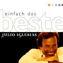 Julio Iglesias: Einfach das Beste, CD