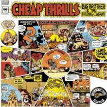 Big Brother & The Holding Company: Cheap Thrills, CD
