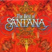 Santana: The Best Of Santana, CD